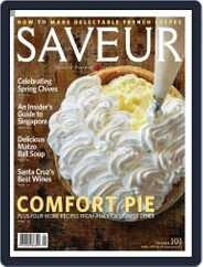 Saveur (Digital) Subscription March 17th, 2007 Issue