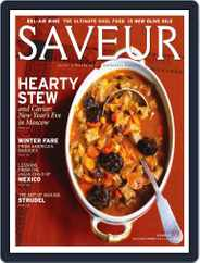 Saveur (Digital) Subscription November 21st, 2005 Issue