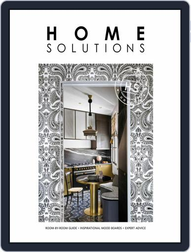 Home Solutions Magazine (Digital) July 1st, 2018 Issue Cover