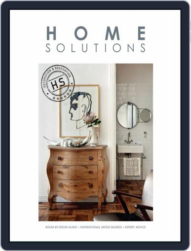 Home Solutions Magazine (Digital) January 1st, 2015 Issue Cover