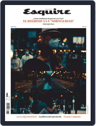 Esquire  México (Digital) June 1st, 2020 Issue Cover