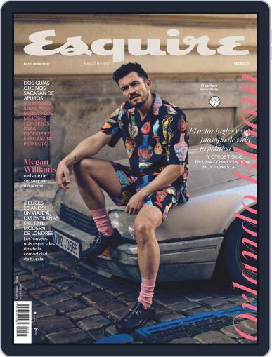 Esquire  México (Digital) May 1st, 2020 Issue Cover