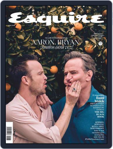 Esquire  México (Digital) April 1st, 2020 Issue Cover