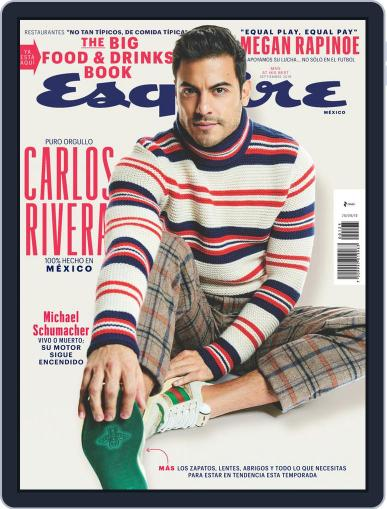 Esquire  México (Digital) September 1st, 2019 Issue Cover