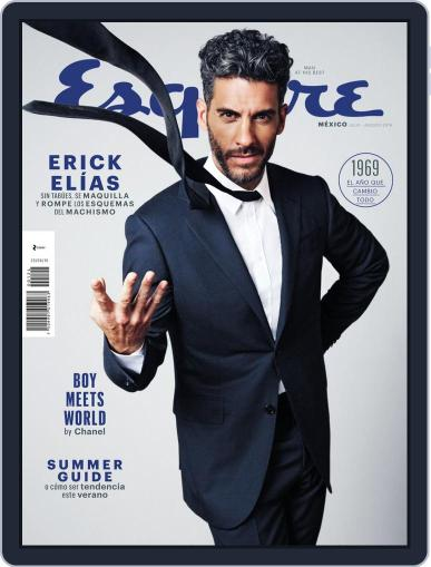 Esquire  México (Digital) July 1st, 2019 Issue Cover