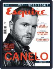 Esquire  México (Digital) Subscription December 1st, 2018 Issue