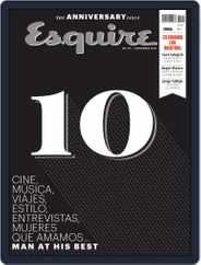 Esquire  México (Digital) Subscription November 1st, 2018 Issue