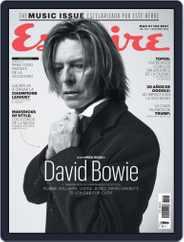 Esquire  México (Digital) Subscription October 1st, 2018 Issue