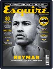 Esquire  México (Digital) Subscription June 1st, 2018 Issue