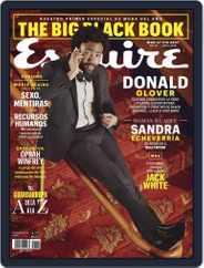 Esquire  México (Digital) Subscription April 1st, 2018 Issue
