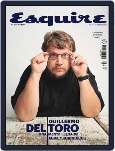 Esquire  México (Digital) February 1st, 2018 Issue Cover