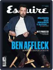 Esquire  México (Digital) Subscription November 1st, 2017 Issue
