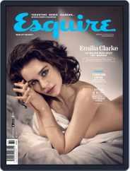 Esquire  México (Digital) Subscription February 16th, 2016 Issue