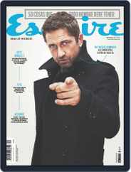Esquire  México (Digital) Subscription December 14th, 2015 Issue