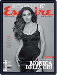 Esquire  México (Digital) Subscription October 13th, 2015 Issue