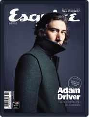 Esquire  México (Digital) Subscription September 11th, 2015 Issue