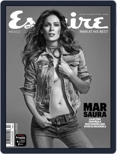 Esquire  México (Digital) August 12th, 2015 Issue Cover