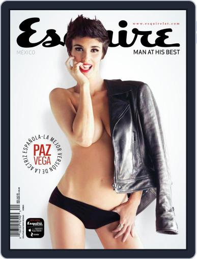 Esquire  México (Digital) July 1st, 2015 Issue Cover