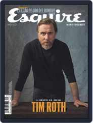 Esquire  México (Digital) Subscription April 10th, 2015 Issue