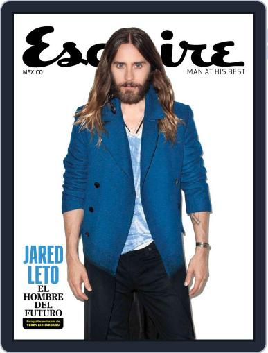 Esquire México September 12th, 2014 Digital Back Issue Cover