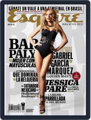 Esquire  México (Digital) Subscription May 12th, 2014 Issue