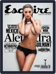 Esquire  México (Digital) Subscription March 12th, 2014 Issue