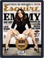 Esquire  México (Digital) Subscription December 11th, 2013 Issue