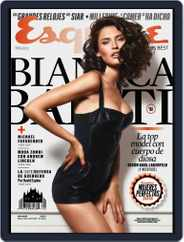 Esquire  México (Digital) Subscription November 14th, 2013 Issue