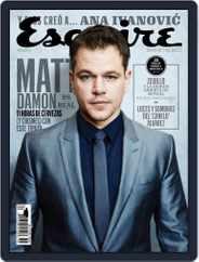 Esquire  México (Digital) Subscription August 11th, 2013 Issue