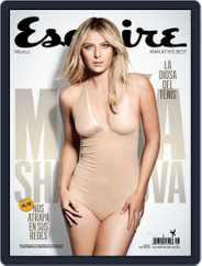 Esquire  México (Digital) Subscription May 12th, 2013 Issue
