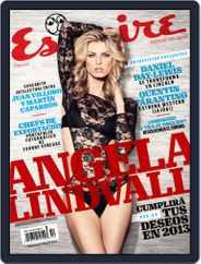 Esquire  México (Digital) Subscription January 10th, 2013 Issue