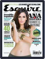 Esquire  México (Digital) Subscription December 13th, 2012 Issue