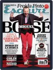 Esquire  México (Digital) Subscription August 9th, 2012 Issue