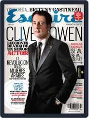 Esquire  México (Digital) Subscription April 10th, 2012 Issue