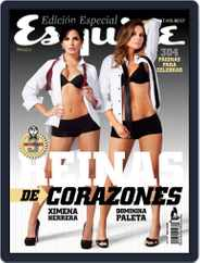 Esquire  México (Digital) Subscription October 11th, 2011 Issue