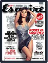 Esquire  México (Digital) Subscription March 13th, 2011 Issue