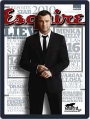 Esquire  México (Digital) Subscription November 22nd, 2010 Issue