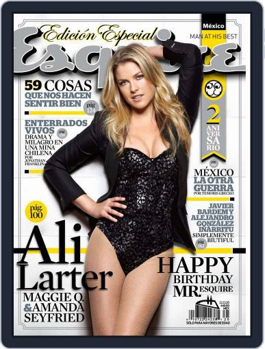 Esquire  México (Digital) October 11th, 2010 Issue Cover