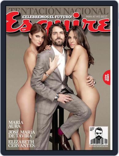 Esquire  México (Digital) September 12th, 2010 Issue Cover