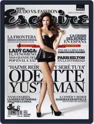 Esquire  México (Digital) Subscription August 11th, 2010 Issue
