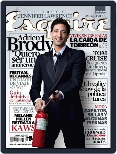 Esquire  México (Digital) July 11th, 2010 Issue Cover