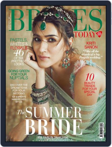 Brides Today (Digital) August 1st, 2019 Issue Cover