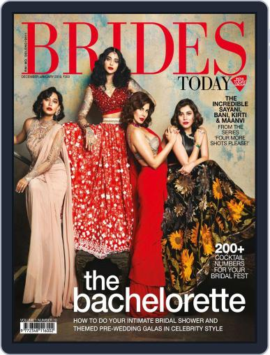 Brides Today (Digital) December 1st, 2018 Issue Cover
