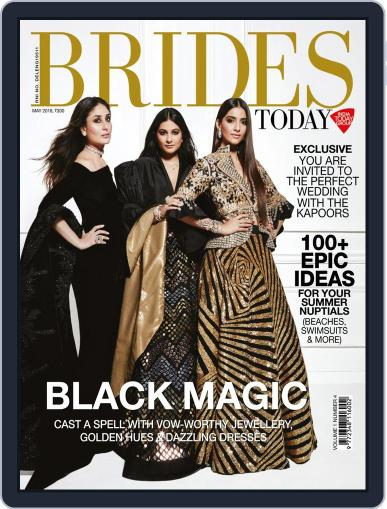 Brides Today May 1st, 2018 Digital Back Issue Cover
