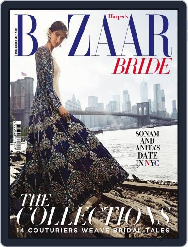 Brides Today (Digital) August 1st, 2017 Issue Cover
