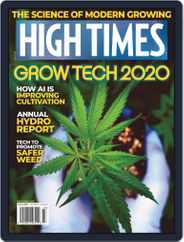High Times (Digital) Subscription March 1st, 2020 Issue