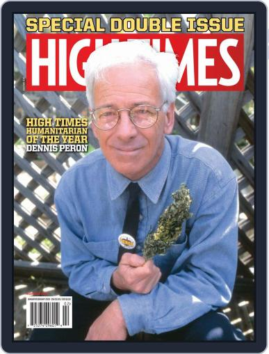 High Times January 1st, 2020 Digital Back Issue Cover