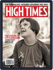 High Times (Digital) Subscription December 2nd, 2019 Issue