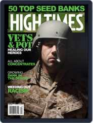 High Times (Digital) Subscription April 1st, 2017 Issue