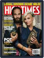 High Times (Digital) Subscription January 1st, 2017 Issue